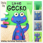 Art Tutorial – Little Gecko