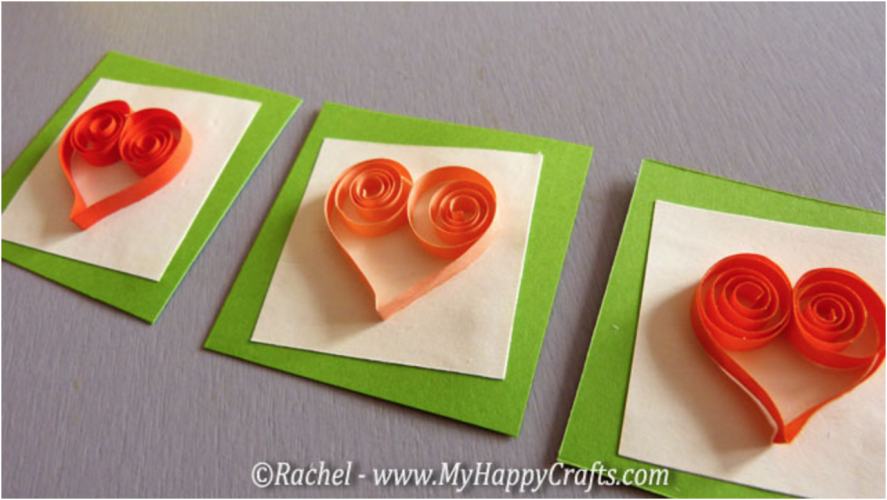 Cute and simple Mother's Day craft