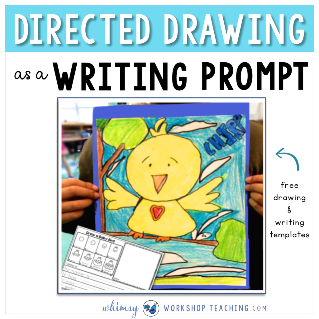 Drawing as a Writing Prompt - Whimsy Workshop Teaching