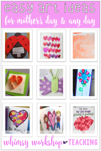 Classroom Ideas For Mothers Day ~ Classroom tested free mother s day father ideas
