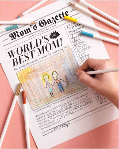 Mother's Day ideas from Martha Stewart