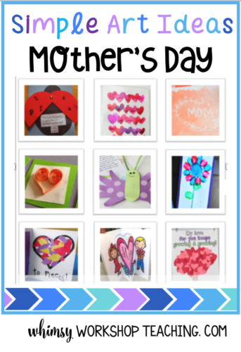 25 Classroom Tested and FREE Mother's Day Ideas
