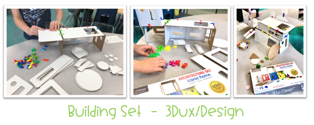 3dux building set
