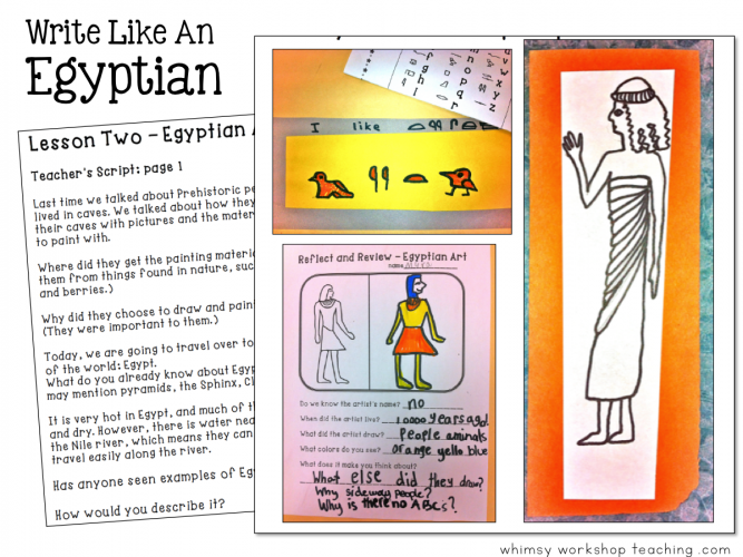 Art History for Little Ones with a read aloud script for teachers!