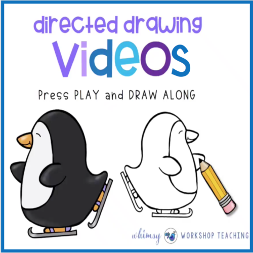 Directed Drawing Videos