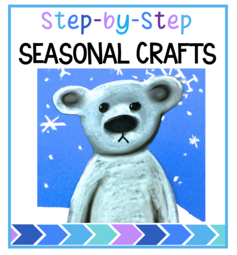 Step by Step seasonal crafts