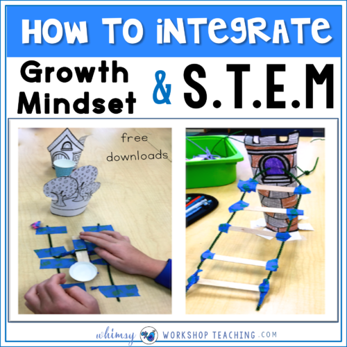 How to teach STEM and growth mindset together for success