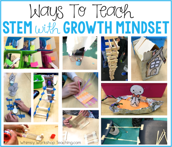 Stem and Growth Mindset Together