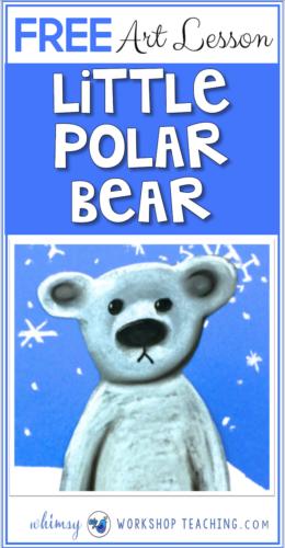 free polar bear tutorial download