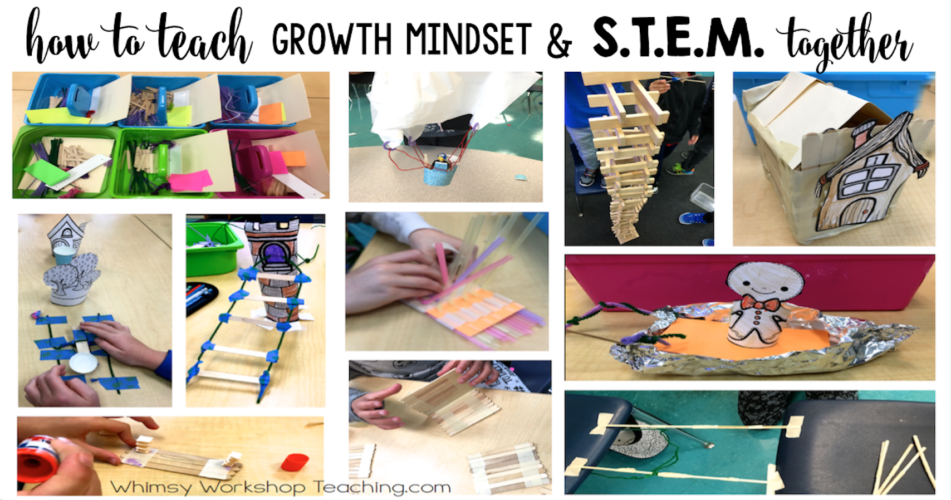 STEM and Growth Mindset concepts complement and reinforce each other perfectly, so teaching them together is a perfect match. Read about how I teach them together and download a free set of STEM posters