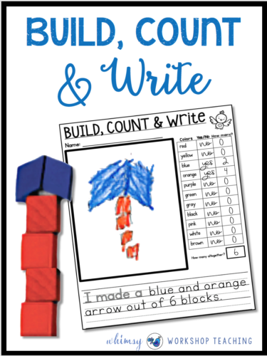 Build Count and Write FREE