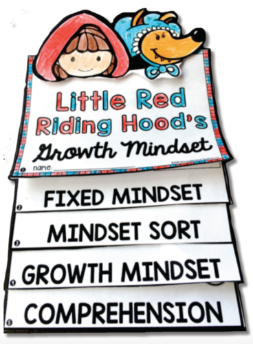 Growth Mindset and Fairy Tales