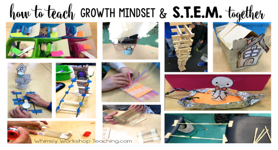 How to teach STEM and growth mindset together
