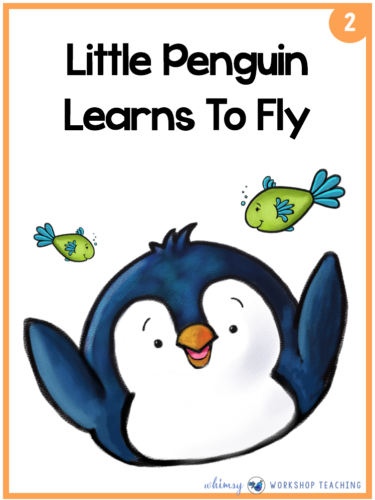 Little Penguin Learns to Fly