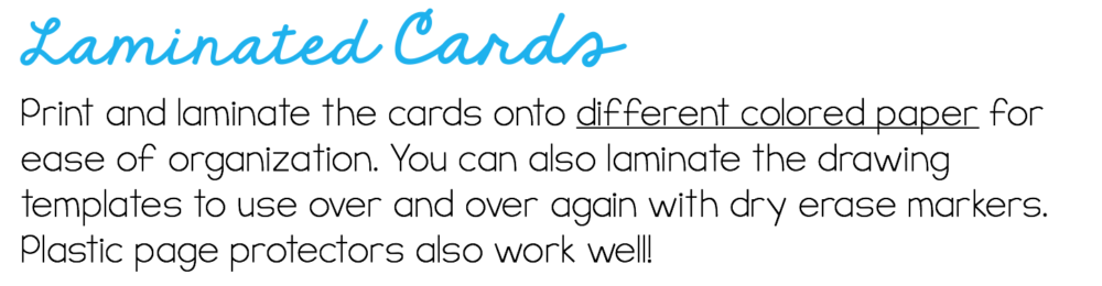 Laminated Cards