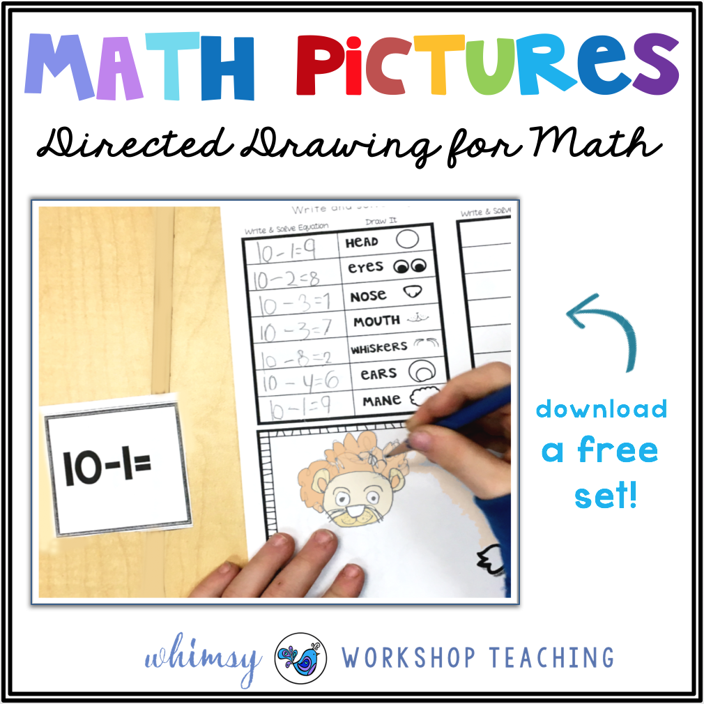 Free set of Math Pictures download!