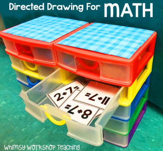 Directed Drawing For Math