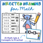 Directed Drawing For Math!