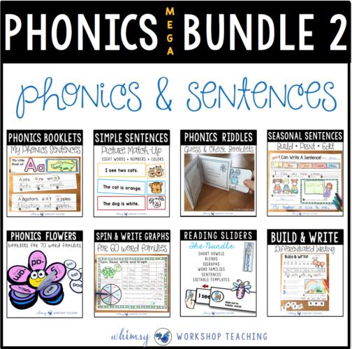 Phonics Bundle 2