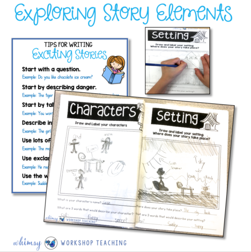 Exploring Story Elements
