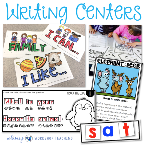 Writing Centers Ideas 2