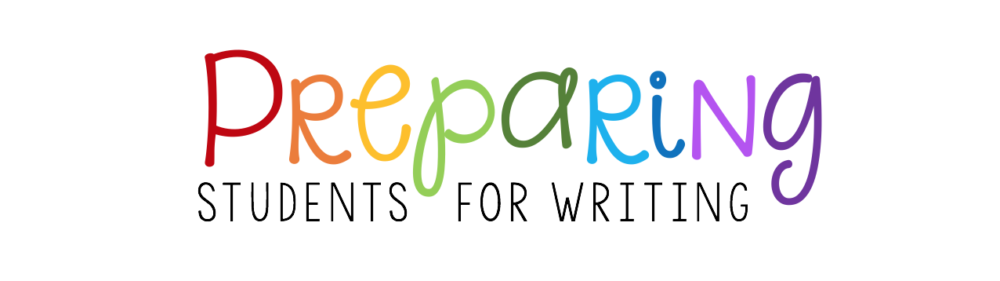 Preparing students to write