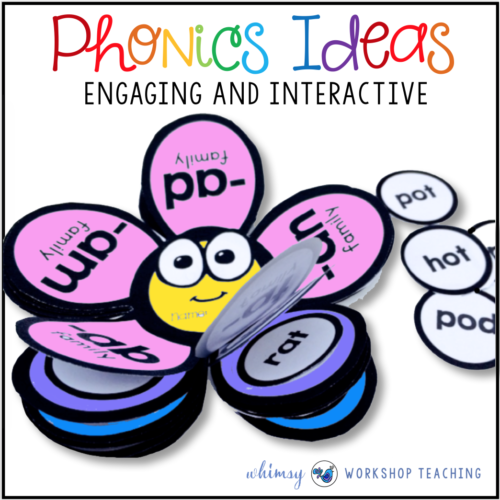 Making Phonics Fun and Interactive