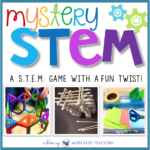 Mystery STEM: A Stem Game With A Twist