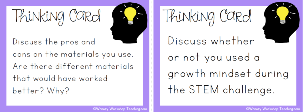 STEM Thinking Questions