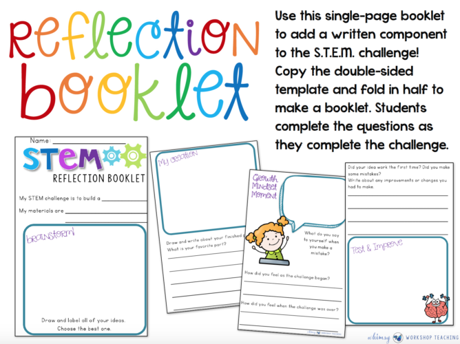 Reflect and Review Booklet
