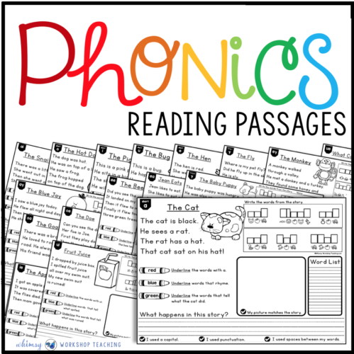 Phonics Passages