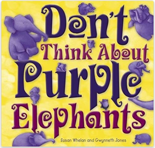 Don't Think About Elephants book