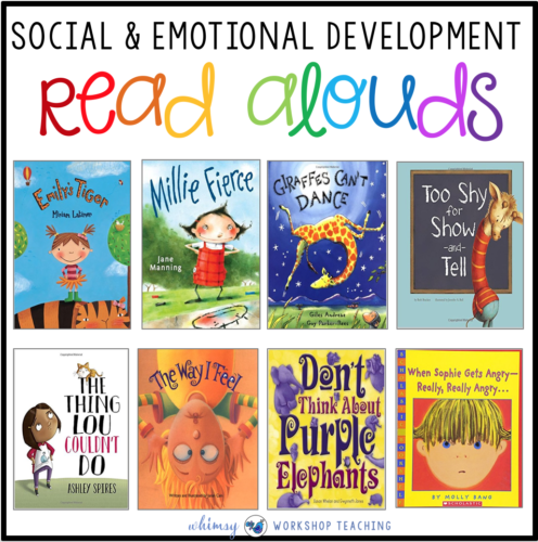 Top Children's Books To Teach About Emotions