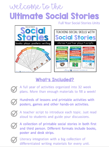 social stories collection