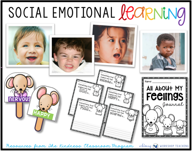 Social Emotional Learning Unit 1 Emotions