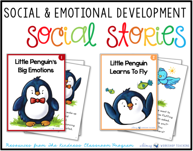 Social Emotional social stories
