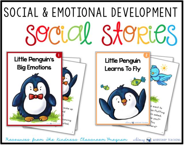 Social Emotional social stories