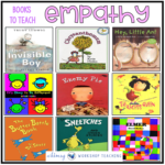 Book List to teach empathy