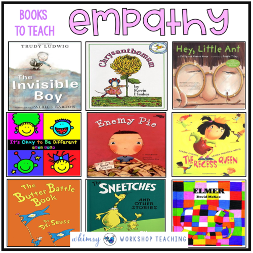 Teaching Empathy and Kindness: A Book List