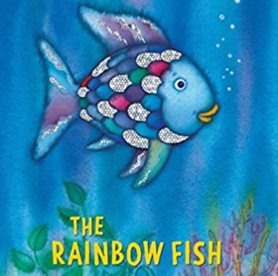 Books that teach friendship and social skills whimsy for Rainbow fish author
