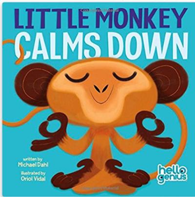 Little Monkey Calms Down