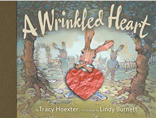 Wrinkled Heart Book