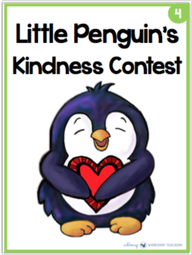 Little Penguin Book 4 Kindness