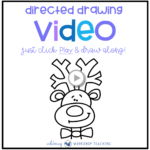 Directed Drawing Videos – Reindeer