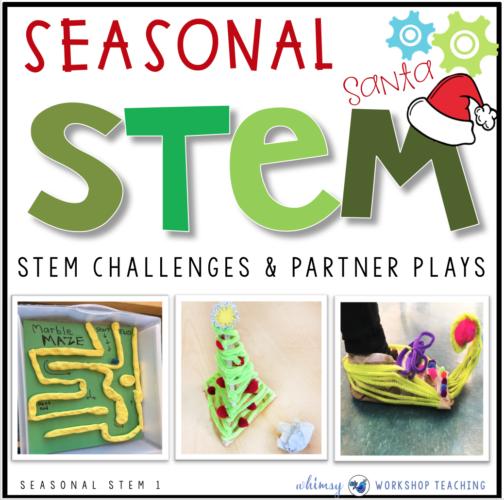 Seasonal STEM with Partner Plays