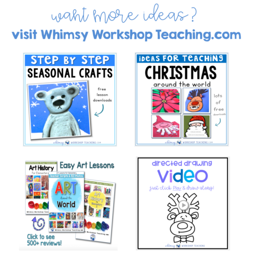 christmas and art ideas
