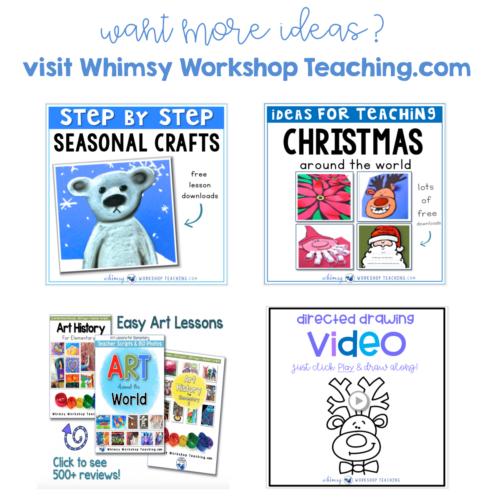 christmas and art ideas