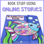 Using online stories to explore stories in the primary classroom