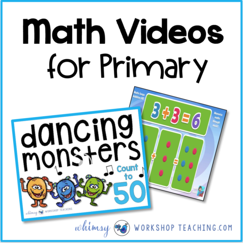 Math Videos for Primary Classrooms