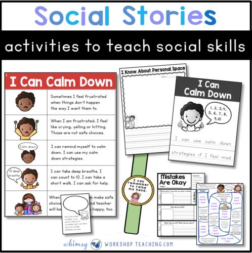 reinforcing social skills